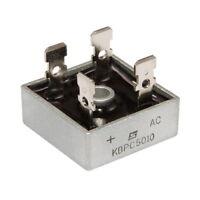 Brückengleichrichter KBPC 5010 50A 1000V Gleichrichter Gleichrichterbrücke