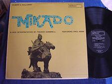 Freddie Gambrell-Paul Horn/Mikado/Deep Groove Mono/World Pacific WP-1262/MINT-