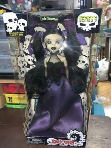 Leda Swanson Begoths Doll Series 5 - purple skirt version