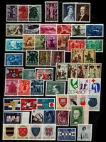 Liechtenstein 1959/69 good range of issues to include '59 views to 1f50 a stamps