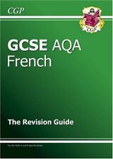 GCSE French AQA Revision Guide,CGP Books
