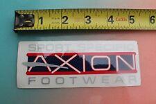 AXION Footwear Skate Shoes Kareem Campbell LS SK8 Vintage Skateboarding STICKER