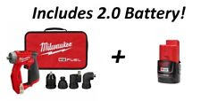 Milwaukee 2505-20 Installation Drill Driver Bare Tool with 2.0 Battery!