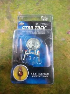Star Trek Attack Wing USS AVENGER Expansion Brand New and sealed