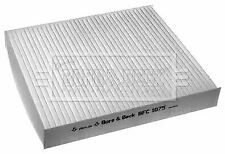 Cabin Filter BFC1075 by Borg & Beck Genuine OE - Single