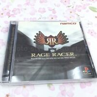 USED PS1 PS PlayStation 1 Rage Racer 10246 JAPAN IMPORT
