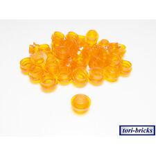 30x LEGO® Platte 1x1 rund 4073 NEU transparent neon gelb-grün LEGO Bausteine & Bauzubehör