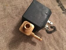 Magnetventil 1/4 Zoll Typ Nc/ Spannungsfrei Geschlossen/ 12 Volt / 6 Bar Dampf