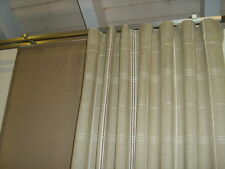 Gardinen & Vorhänge mit Bandaufhängung aus 100% Leinen
