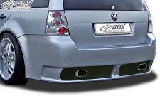 RDX Stoßstange VW Bora Variant Kombi Heck Schürze Hinten Spoiler
