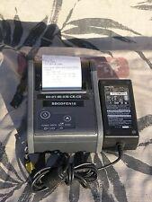 Epson Mobilink M196B TM-P60 Bluetooth Wireless Receipt Printer - used