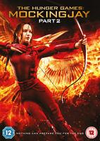 The Hunger Games: Mockingjay - Part 2 DVD (2016) Jennifer Lawrence cert 12