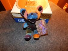 ST. STEPHEN STUFFED GRATEFUL DEAD  BEAR LIQUID BLUE WITH TAG