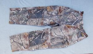 Gamehide Camo Youth Pants Hunting Size 8 100% Cotton Style C31 RN88439 Cargo