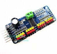 16-Channel 12-bit PWM PCA9685Servo motor Driver I2C Module For Arduino Robot Top