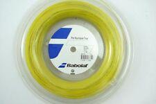 *NEW*Babolat Pro Hurricane Tour 1.25mm String reel tennis yellow 200m 660 ft.