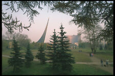 274078 Monument To Space Explorers At Vdnkh A4 Photo Print