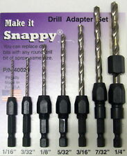 Snappy® 7pc.Drill Bit Set,for Impact Drivers&Quick Chucks,$32.99+FREE Shipping!