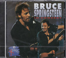 CD 13T BRUCE SPRINGSTEEN IN CONCERT MTV PLUGGED DE 1992 NEUF SCELLE SEALED
