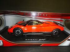 Motormax Pagani Zonda F Orange 1/18