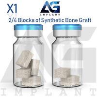 AGraft Synthetic Blocks Bone Graft Substitute Sterile Dental Implant