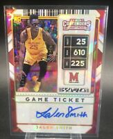 Jalen Smith 2020-21 Panini Contenders Draft Cracked Ice Autograph Auto /23 SUNS