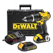 Dewalt 18V Combi Hammer Drill Kit DCD785 Inc: 2x Li-ion XR batteries! *NEW*