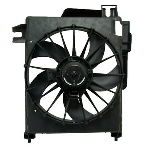 New Aftermarket A/C Condenser Fan Assembly 68004163AB