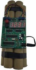 DIY Movie or Scenario Clock Bomb Prop airsoft paintball, arduino defusable