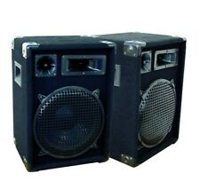 PAAR Lautsprecher PA Boxen DJ Disco 1200W 12
