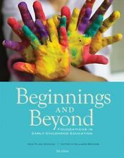 NEW - Beginnings & Beyond: Foundations in Early Childhood Education