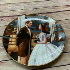"""Gone With the Wind Critic's Choice """"A Declaration of Love"""" Plate"""
