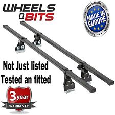 Seat Inca 3 door 1996 - 2003  Roof Bars Rack 75KG Model Custom Direct fit