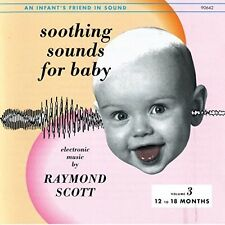 Raymond Scott - Soothing Sounds For Baby,Vol. 3 [New CD]