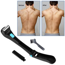 Electric Back Hair Shaver Remover Tool Shaving Home Professional Trimmer BO