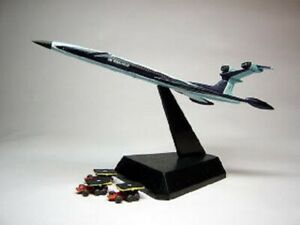 Konami Thunderbird series  Fireflash,  sealed, ...in the UK....FREE POST IN UK