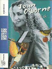 JOAN OSBORNE RELISH CASSETTE ALBUM CANADIAN ISSUE Alternative Rock Blues Rock
