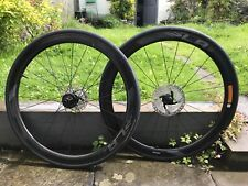 Giant SLR-1 42mm Carbon Disc Wheelset With Tires & Rotors - All NEW!