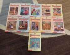 **The Babysitters Club Little Sister Books Great Set**