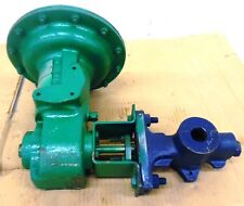 FISHER, CONTROL VALVE, 13727280, SIZE 1, V200, ACTUATOR 13727280, SIZE 20, 1052