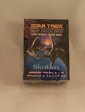 Star Trek DEEP SPACE NINE Series Premiere Card Set  Skybox w/ 2 SPECTRA cards