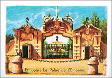 IMAGE CARD Palais Negus Negeshti Haïlé Selassié Addis-Abiba Ethiopia Africa 60s