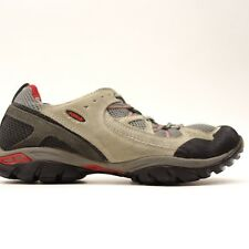 Asolo Mens Quadrant Waterproof Suede Athletic Trail Hiking Outdoor Shoes Sz 9.5