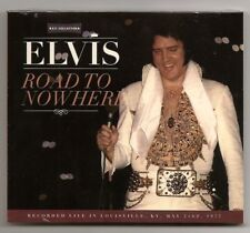 """ELVIS PRESLEY CD """"ROAD TO NOWHERE"""" 2016 E.P. COLLECTOR MAY 21 1977 LOUISVILLE KY"""