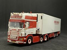 WSI Models | 01-1242 Bosch Scania Topline 6x2 and Fridge Trailer 3 axle
