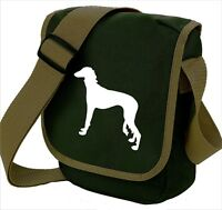 Saluki Bag Dog Walkers Shoulder Bags Handbags Birthday Gift