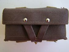 USSR CCCP SOVIET SPARE MAGAZINE CLIP AMMO POUCH CASE BAG BELOW COST GIVE-A-WAY H