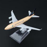 16cm Aircraft Plane Boeing 747 Saudi Arabian Airlines Aircraft Diecast Model