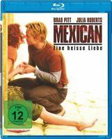The Mexican Blu-ray. Import-Germany, Region Free. English audio. Brad Pitt