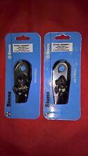 2pr Jetfast / SupaSwift Lawn Mower Blade and Bolt Set, 900174 & 900173